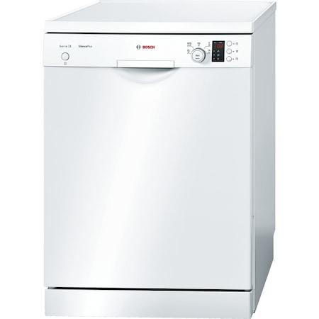 Съдомиялна Bosch SMS25AW02E, 12 комплекта, 5 програми, Клас А++, 60 см, Бяла