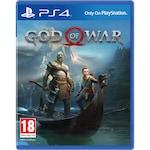 God of War 4 játék PlayStation 4-re