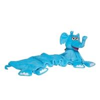 Плюшена играчка - Одеало Cuddle Uppets, Слон, играчка и одеало 2 в 1, 856069