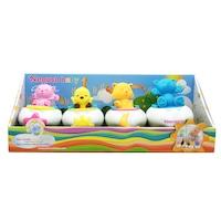 Бебешки играчки Nenuco Baby 4 животни с движения за дърпане, 317728