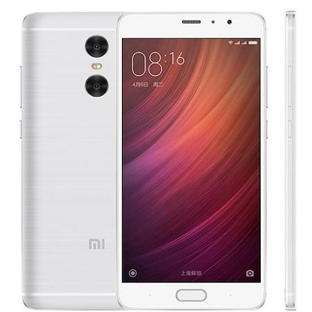 Telefon mobil Xiaomi Redmi Pro 64GB 5,5 inches 2.5GHz Deca-core 3GB Silver