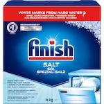 Finish vízlágyító só mosogatógéphez, 4 kg