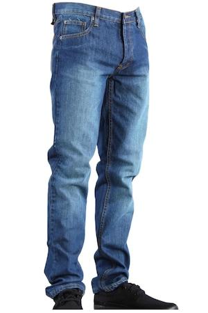 Мъжки дънки Cheap Monday №2 сини, размер 31