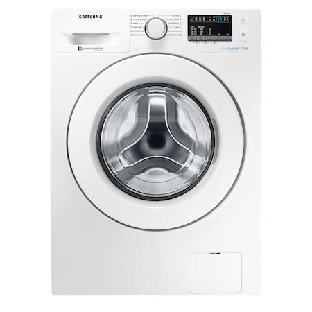 Masina de spalat rufe Samsung Eco Bubble WW60J4210LW/LE, 6 kg, 1200 RPM, A+++, 60 cm, Alb