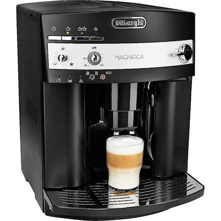 Espressor automat De'Longhi Magnifica ESAM3000B, 1450W, 15 bar, 1.8 l, Negru