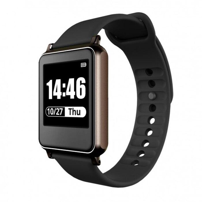 Fotografie Ceas smartwatch Allview Allwatch, IP67, notificari apeluri, mesaje, retele sociale, e-mail, otel inoxidabil