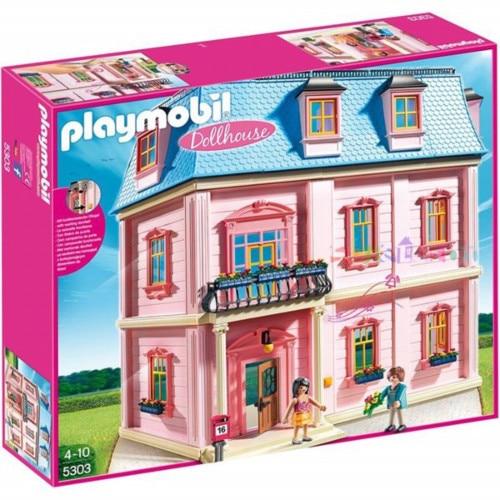 Fotografie Playmobil Dollhouse - Casa papusii
