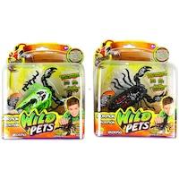 Wild Pets - Élethű elektronikus állatkák - Skorpiók, több színben