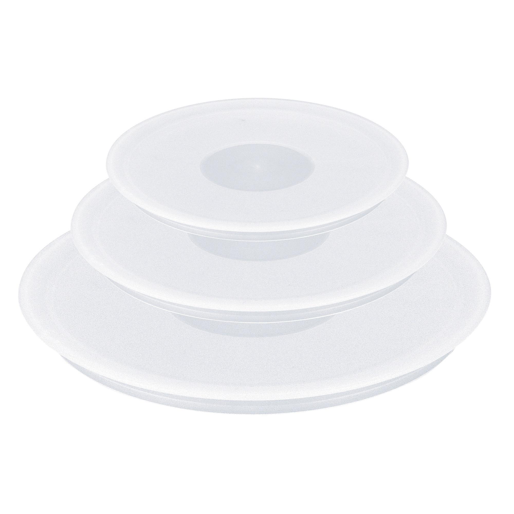 Fotografie Set 3 capace plastic Tefal Ingenio 16/18/20 cm