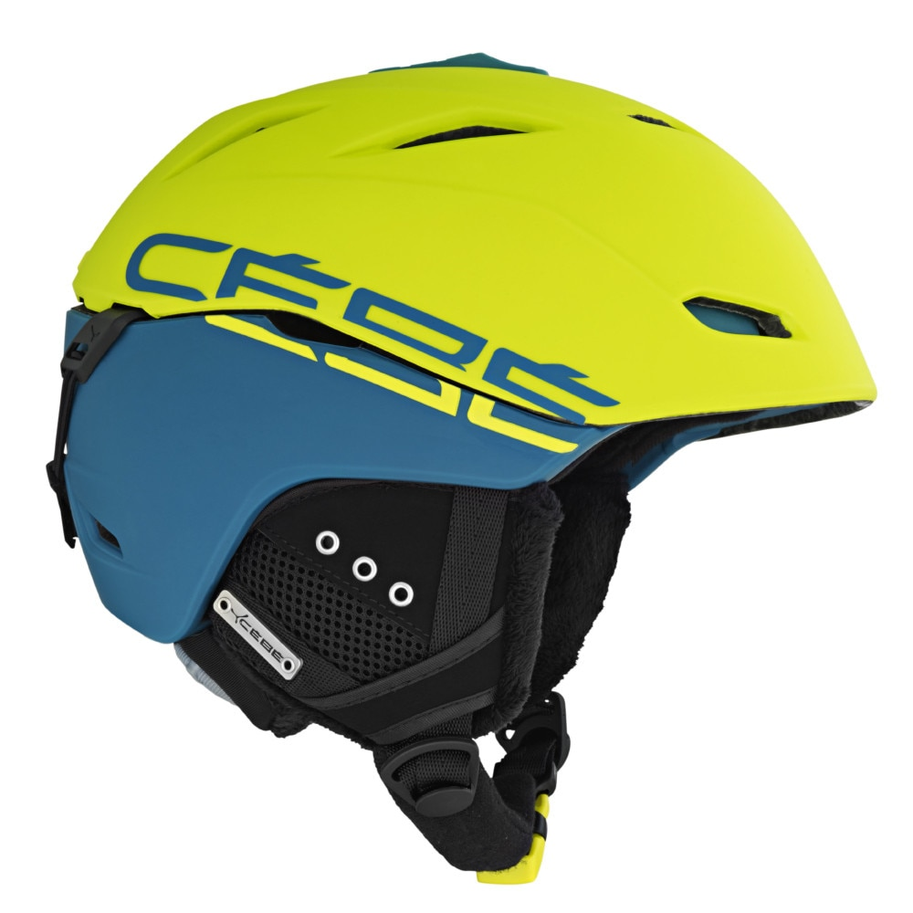 Fotografie Casca ski Cebe Atmosphere DLX Jolly Green, marime 52-55 cm