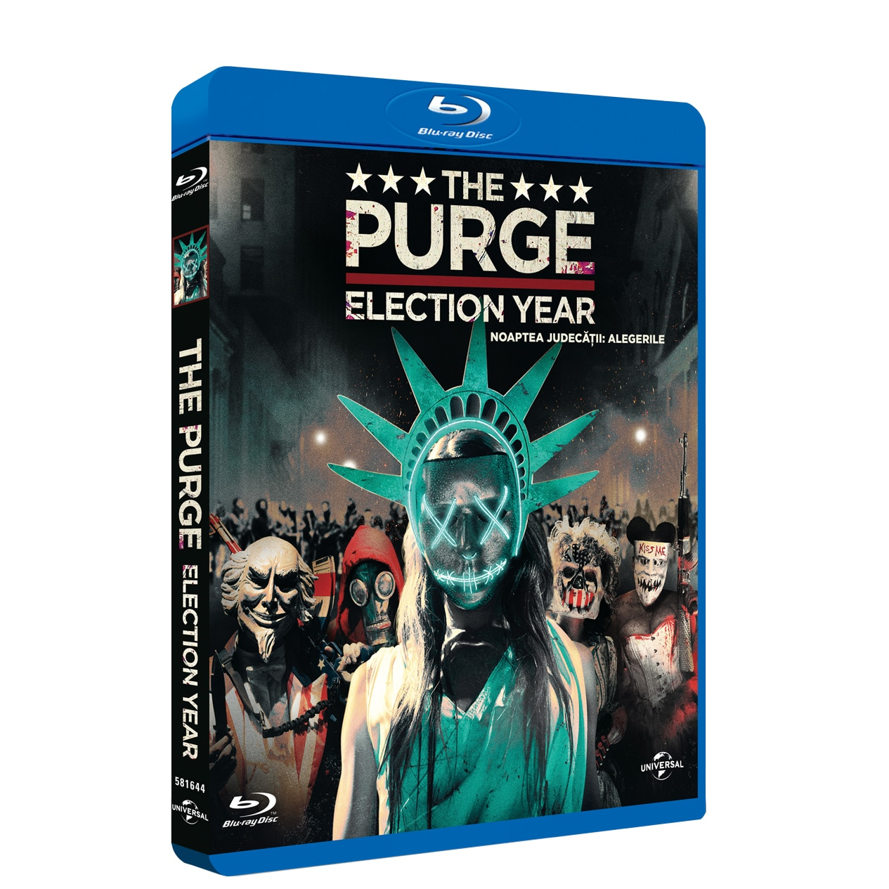 Fotografie THE PURGE: ELECTION YEAR [BD] [2016]