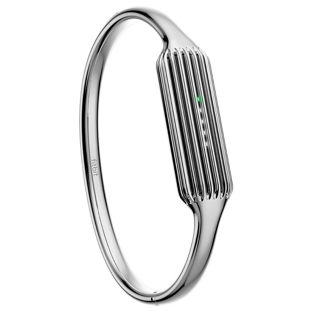 Fotografie Accesoriu bratara metalica Fitbit Flex 2, Large, Silver