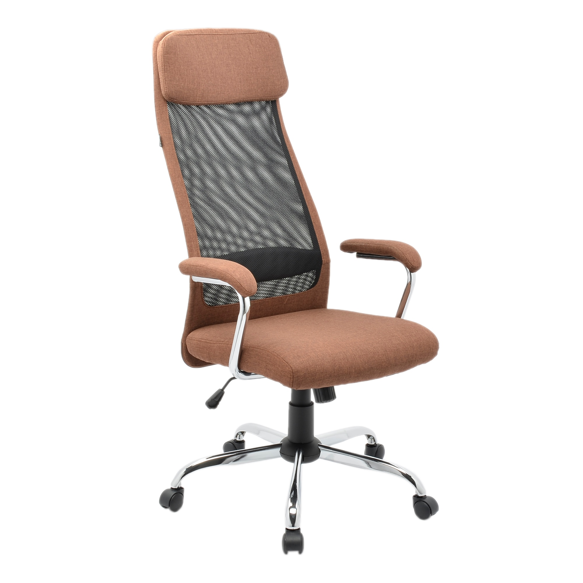Fotografie Scaun de birou ergonomic Kring Klaus X, material textil / mesh, Maro