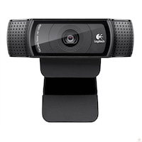 Logitech C920 webkamera, Full HD, Fekete
