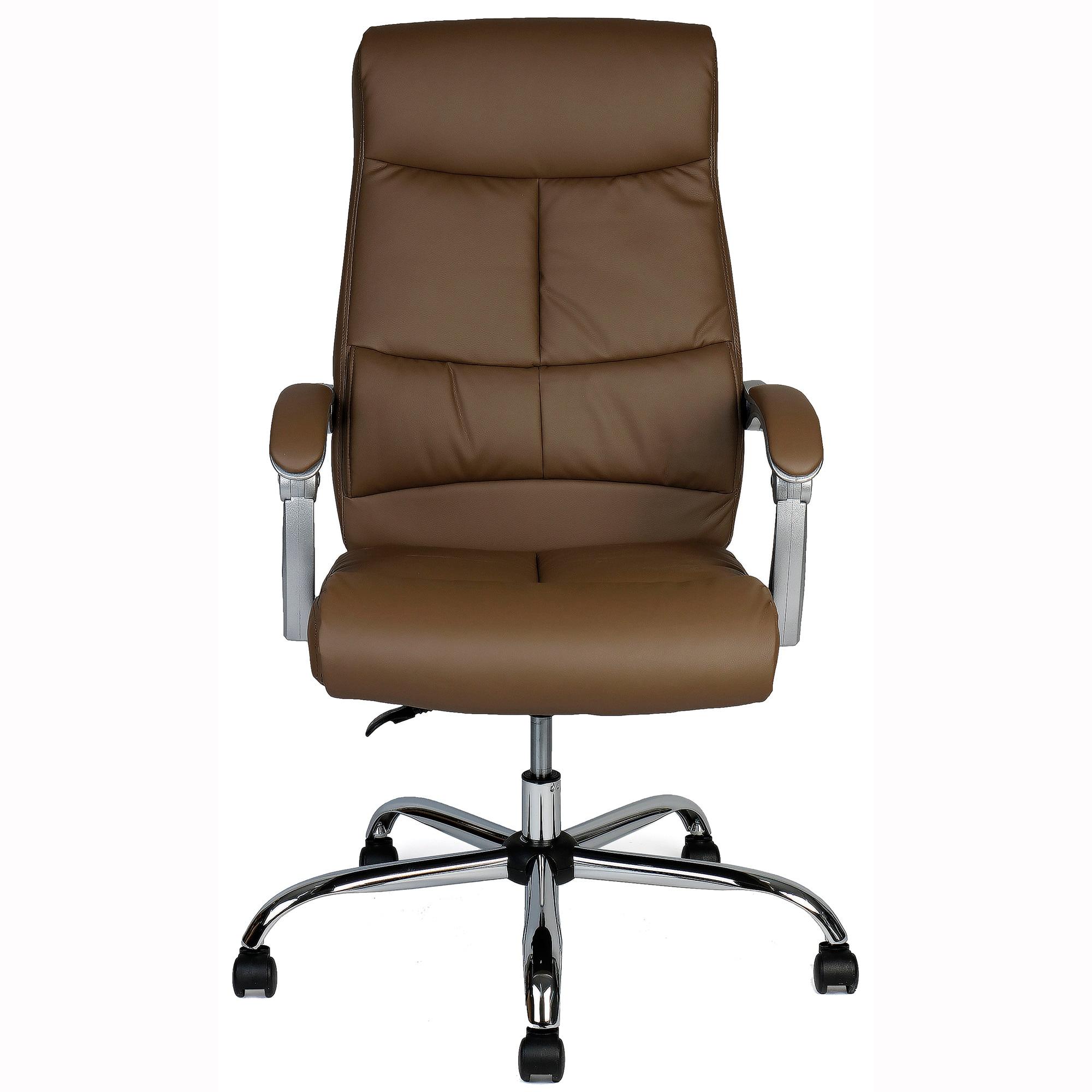 Fotografie Scaun de birou ergonomic Kring Henley, Gri/Maro