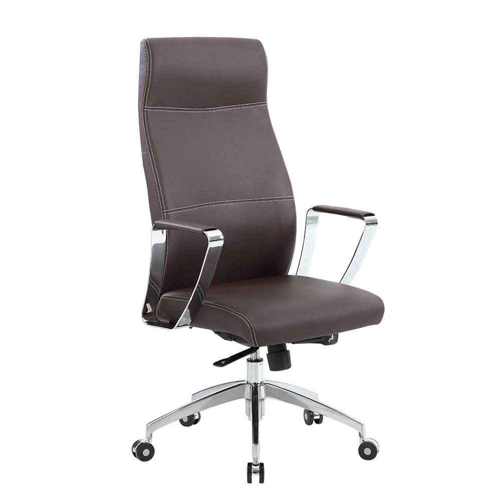 Kring Bokai Ergonomikus irodai szék, Műbőr, Barna eMAG.hu