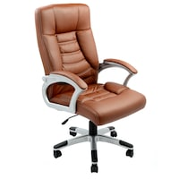 scaun de birou ergonomic kring bokai piele ecologica