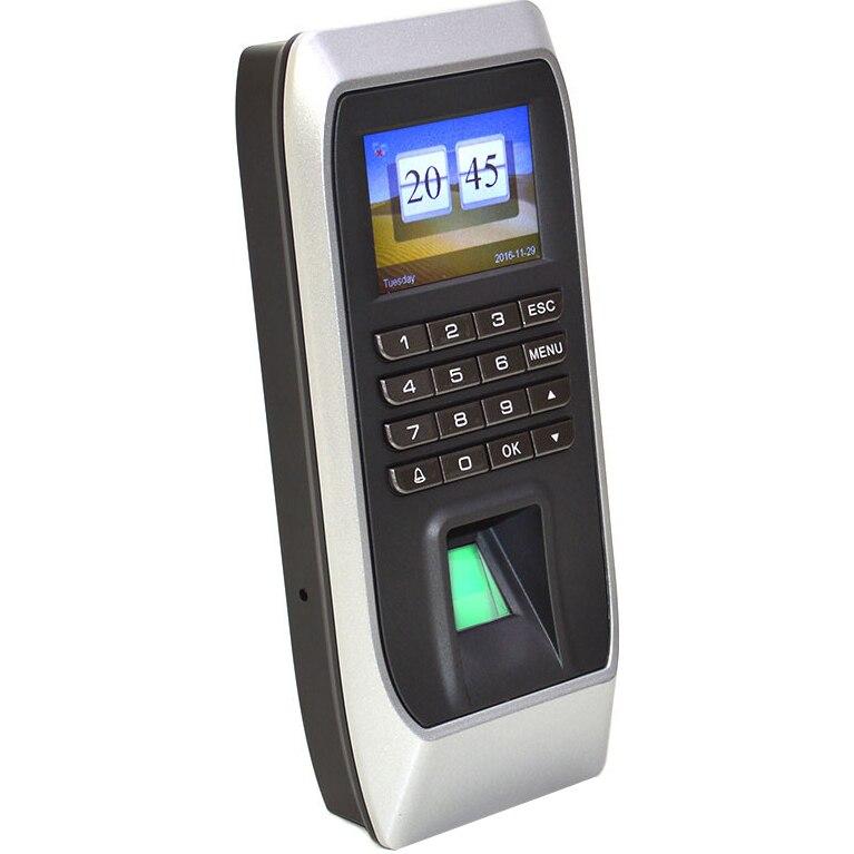 Fotografie Sistem biometric control acces PNI FT60, cu cititor de amprenta, Attendance Management soft inclus