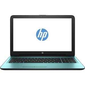 "Laptop HP 15-ba004nq, cu procesor AMD A8-7410 2.50 GHz, 15.6"", 4GB, 500GB, DVD-RW, AMD Radeon R5 M430 2GB, Free DOS, Green/Blue"