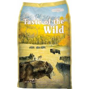 Hrana uscata pentru caini Taste of the Wild High Prairie, 13 Kg