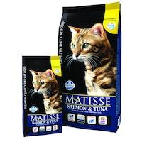 Храна за котки Matisse Original Сьомга & Риба тон, 10 кг