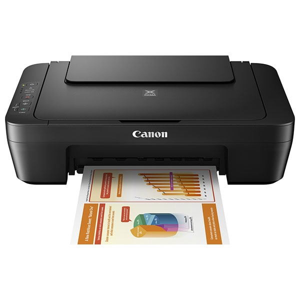 Fotografie Multifunctional Inkjet color Canon Pixma MG2550s, A4, Negru