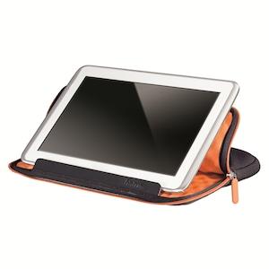 "Husa Sleeve Tab-Innovation Hama pentru tablete de 7"", Black / Orange"