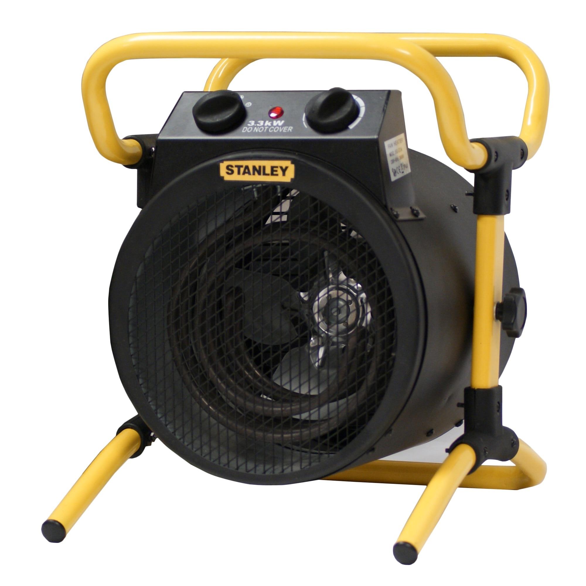 Fotografie Incalzitor industrial electric Stanley, 3300 W, 11270 BTU / h