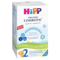 Lapte de Continuare HIPP 2 Combiotic pentru Sugari, 300 g, de la 6 luni