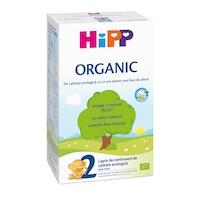 Lapte de Continuare HIPP 2 Organic pentru Sugari, 300 g, de la 6 luni
