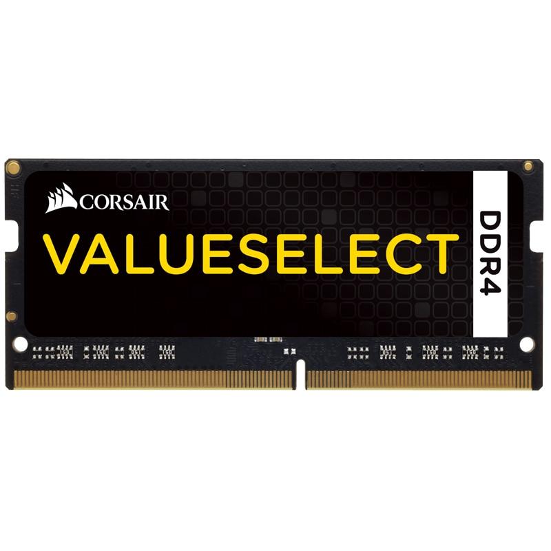 Fotografie Memorie notebook Corsair ValueSelect, 16GB, DDR4, 2133MHz, CL15, 1.2v, Dual Channel Kit