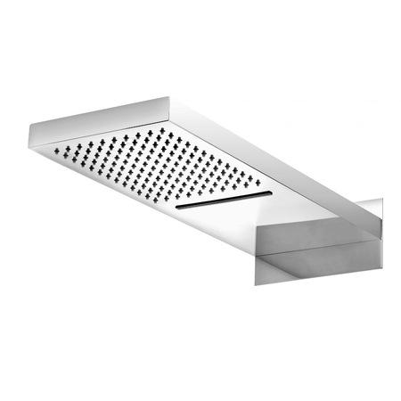 Deante NAC_092K Multibox, 2 funkciós zuhanyfej, szögletes, króm