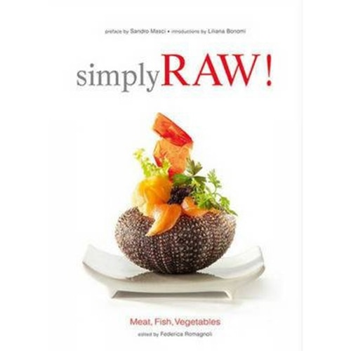 Fotografie Simply Raw! Meat, Fish, Vegetables - Sandro Masci