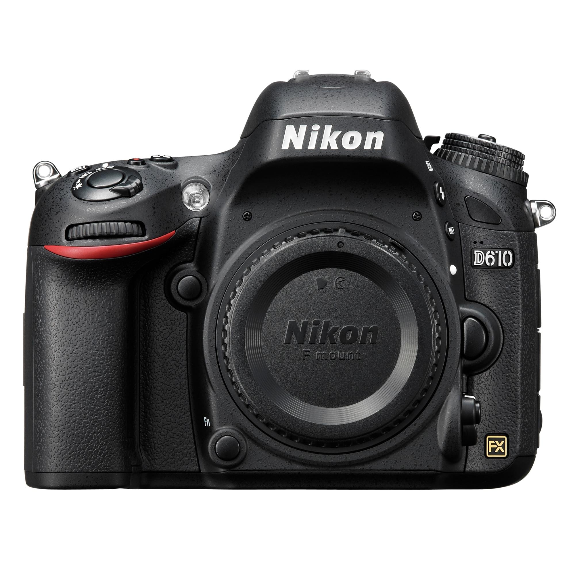Fotografie Aparat foto DSLR Nikon D610, 24.3MP, Body, Black