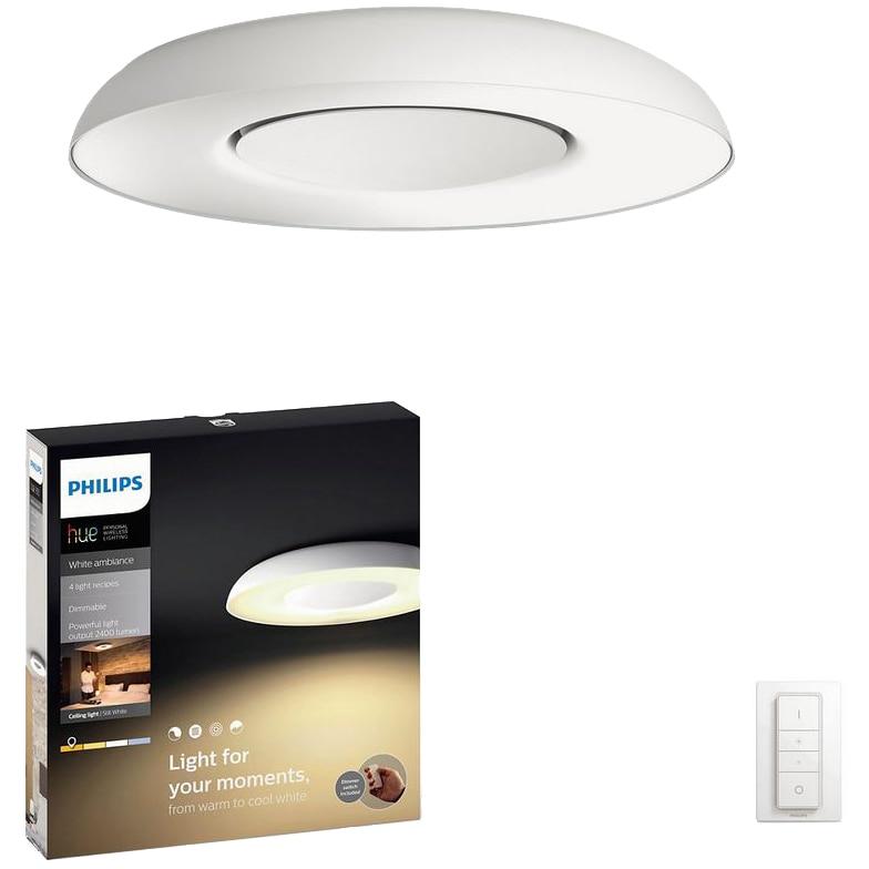Philips HUE Still Mennyezeti lámpa Fekete 1x32W