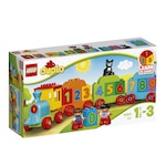 LEGO DUPLO - Trenul cu numere 10847, 23 piese
