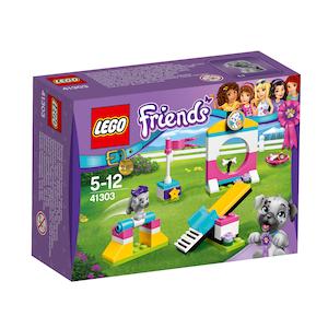 LEGO® Friends 41303 Kutyusok játszótere