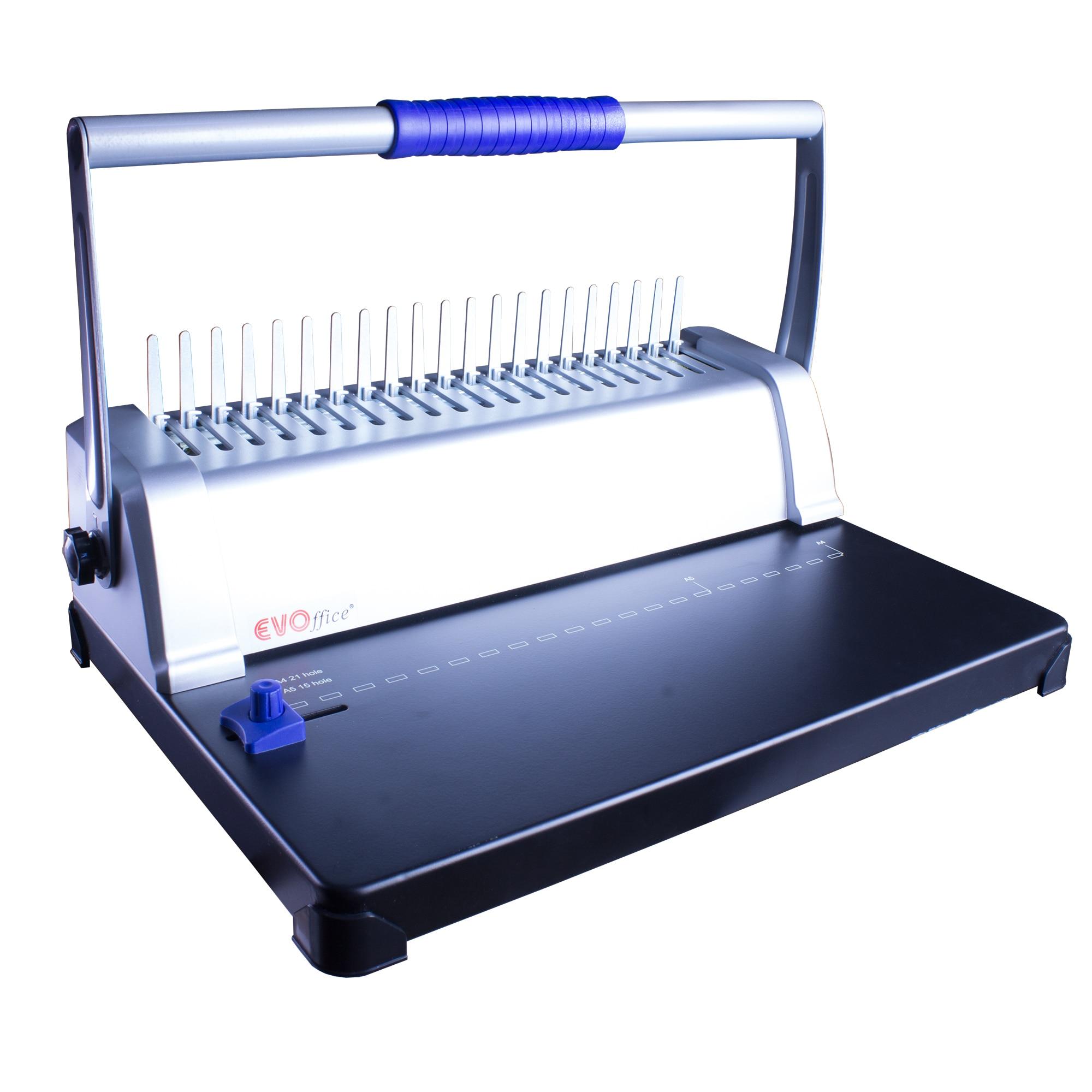 Fotografie Aparat indosariat EVOffice CBD12, 12 coli