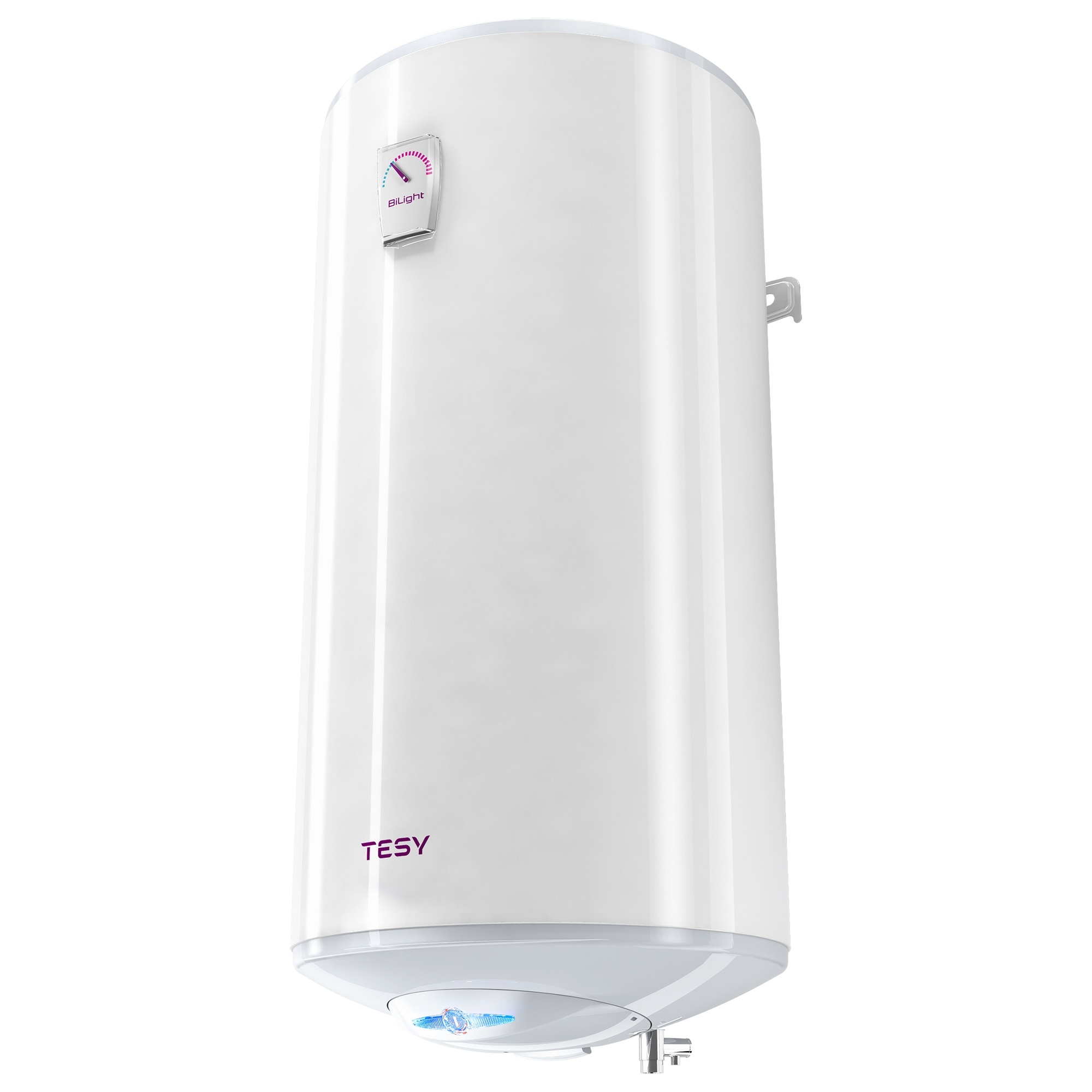 Fotografie Boiler electric Tesy BiLight GCV804420B11TSR, 2000 W, 80 l, 0.8 Mpa, 18 mm, Protectie anti-inghet