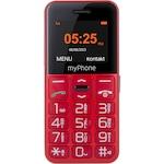 Мобилен телефон MyPhone Halo Easy, Red