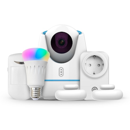 PNI SmartHome VS27 intelligens otthon készlet, vezeték nélküli, felügyelet interneten keresztül