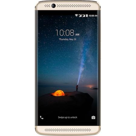 Telefon mobil ZTE Axon 7 Mini, Dual Sim, 32GB, 4G, Gold