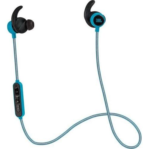 Fotografie Casti Audio In ear JBL Mini, Wireless, Bluetooth, Functie bass, Turcoaz