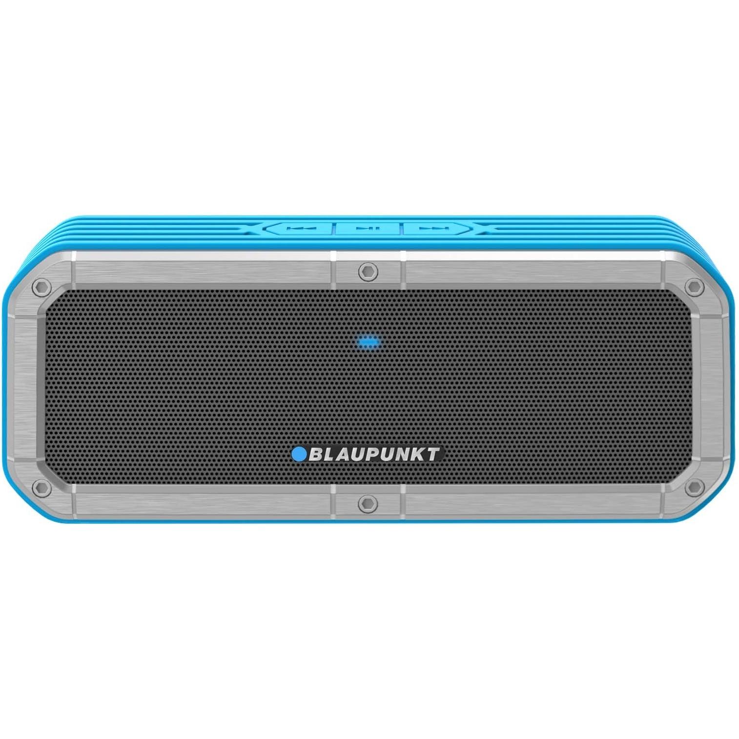 Fotografie Boxa portabila Blaupunkt BT12Outdoor, Bluetooth, FM, MP3, albastru