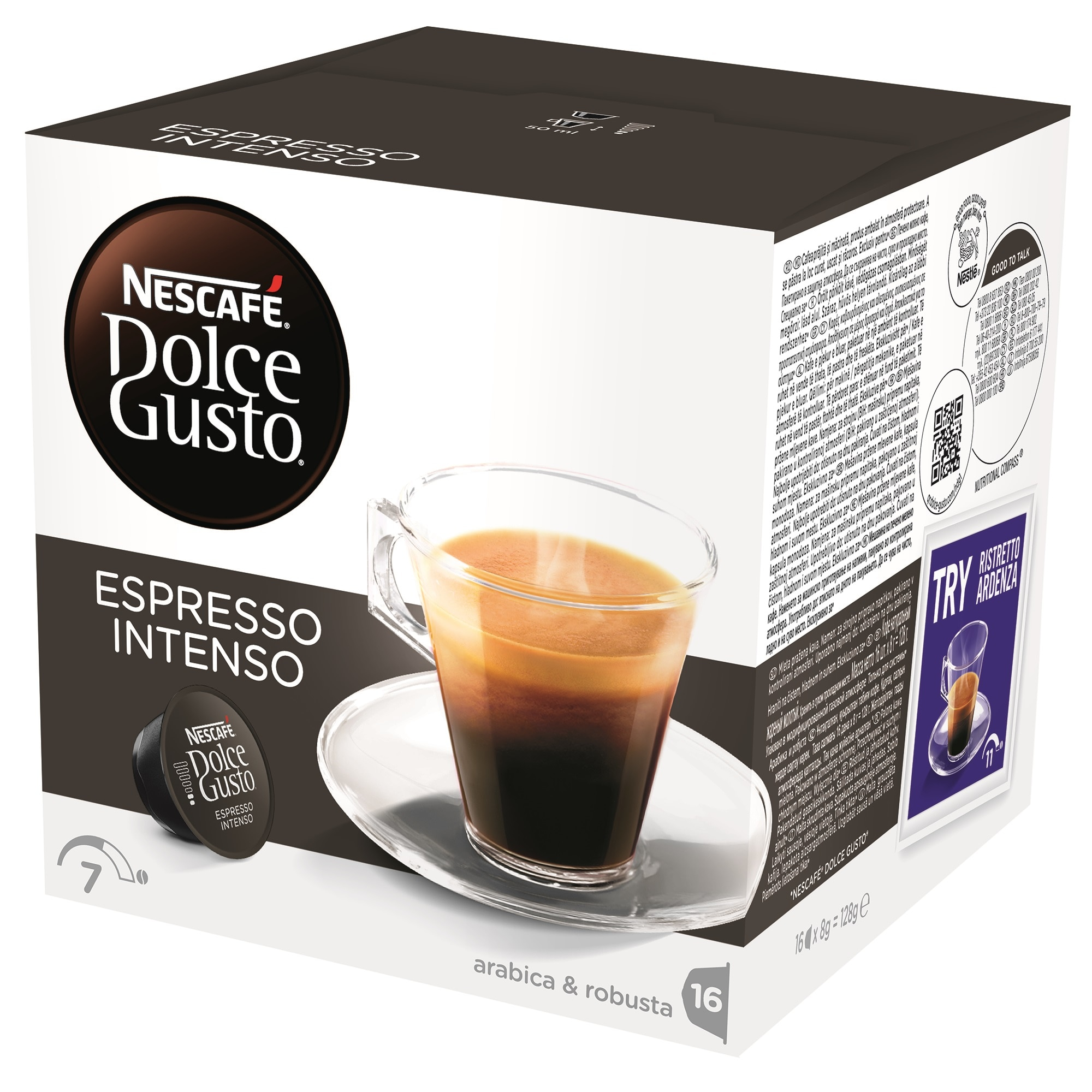 NESCAFÉ Dolce Gusto Espresso Barista 16 db kapszula