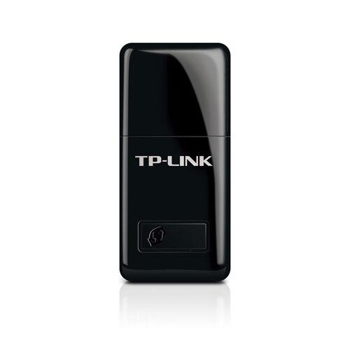 Fotografie Adaptor wireless TP-LINK TL-WN823N, USB 2.0