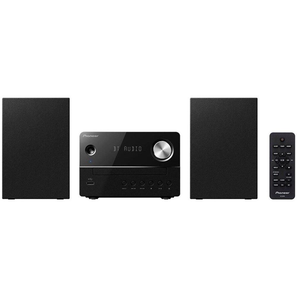 Fotografie Sistem Pioneer X-EM26(B) Micro HiFi, Bluetooth, CD, FM, USB, 2x5W, Negru