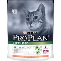Суха храна за котки Pro Plan Sterilised, Сьомга, 400 гр