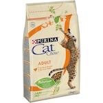 Суха храна за котки Cat Chow Adult с Пилешко и пуешко, 1.5 кг