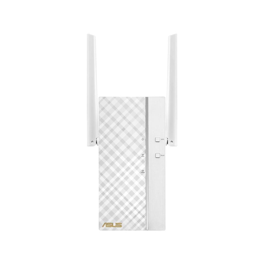 Fotografie Range Extender Wireless ASUS RP-AC66, AC1750, LAN 1 x 10/100/1000 Mbps, Dual-Band